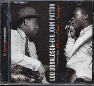 Lou Donaldson & Big John Patton CD
