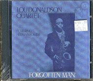 Lou Donaldson Quartet CD