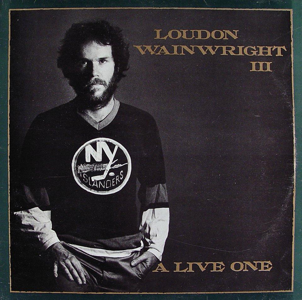 "Loudon Wainwright III Vinyl 12"" (Used)"