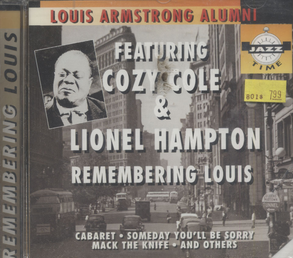 Louis Armstrong Alumni CD