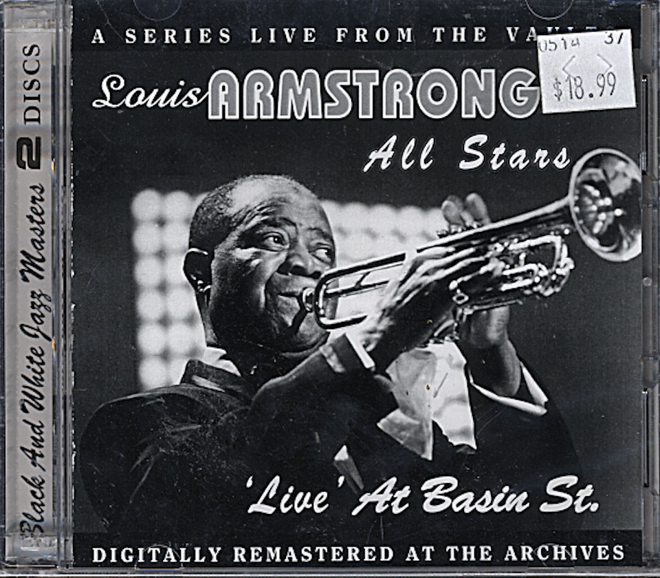 Louis Armstrong And His All-Stars CD
