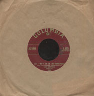 "Louis Armstrong And His All-Stars Vinyl 7"" (Used)"