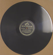 "Louis Armstrong And His Orchestra Vinyl 12"" (Used)"