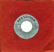 "Louis Armstrong And The Ambassador Orchestra Vinyl 7"" (Used)"