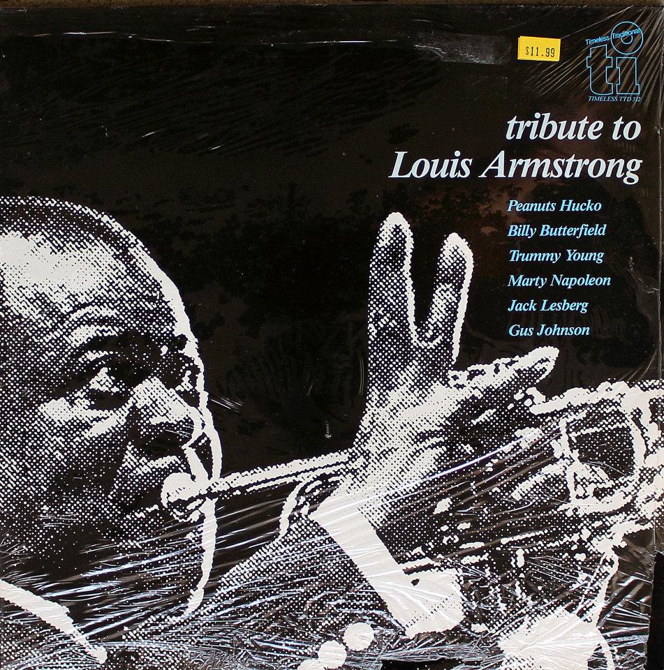"Louis Armstrong / Benny Goodman Vinyl 12"" (New)"