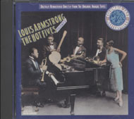 Louis Armstrong / The Hot Fives CD