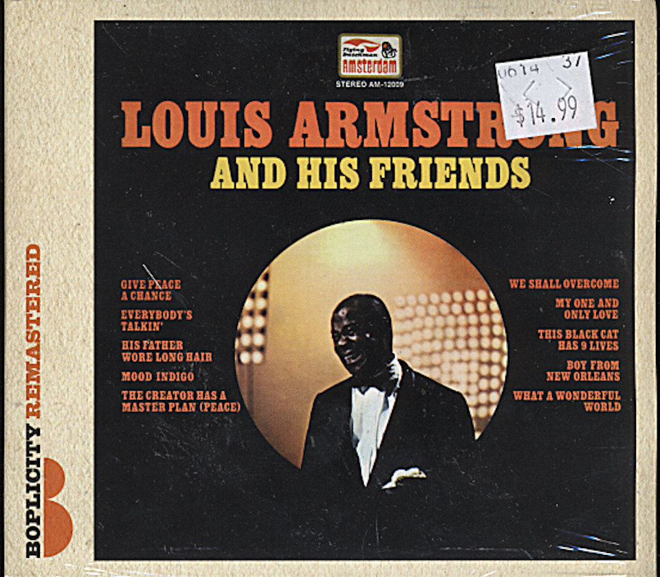 Louis Armstrong CD