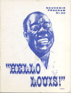 Louis Armstrong Program