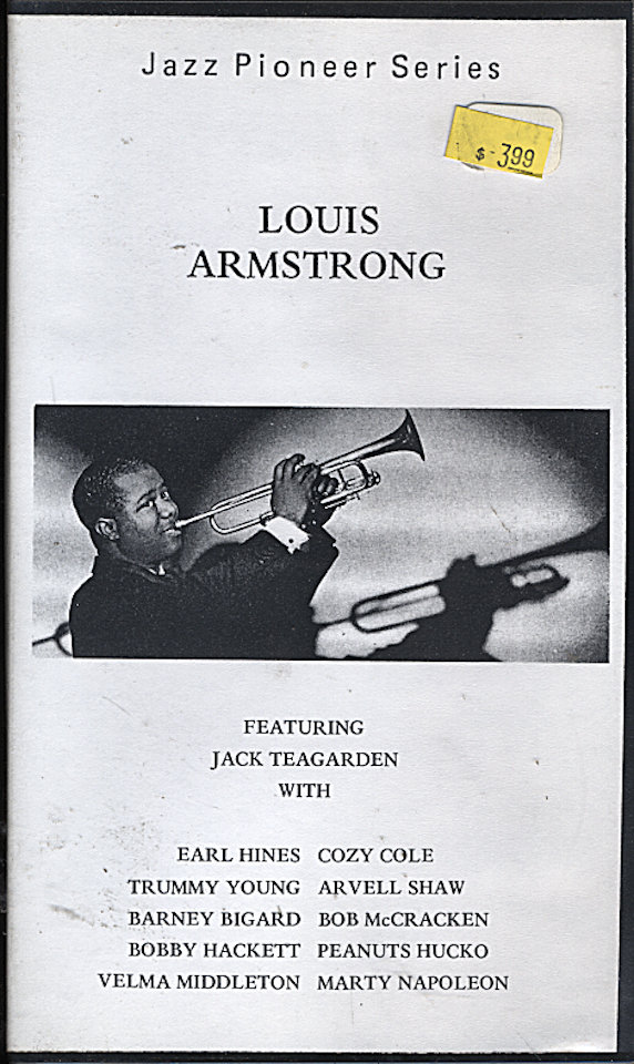 Louis Armstrong VHS