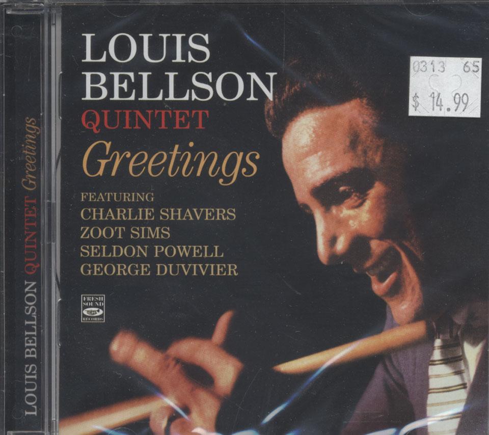Louis Bellson Quintet CD