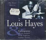 Louis Hayes & Company CD