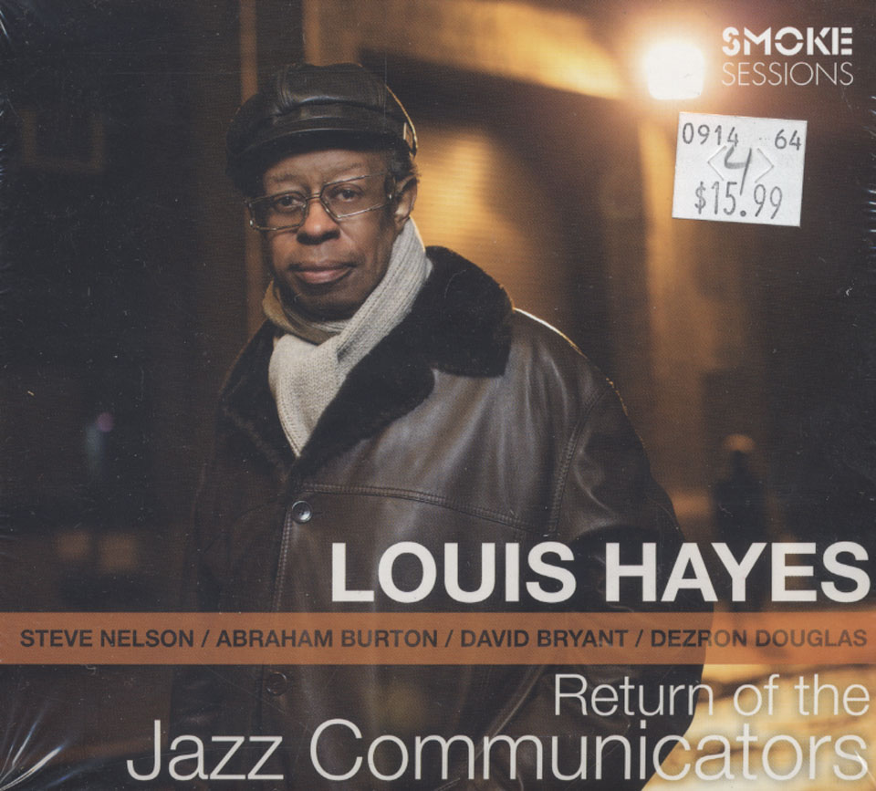 Louis Hayes CD
