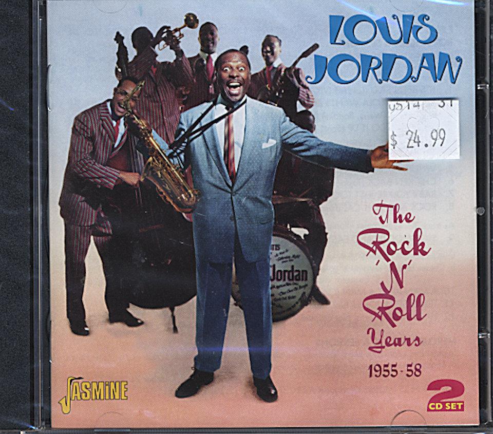 Louis Jordan CD