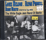 Louis Nelson / Alton Purnell / Barry Martyn CD