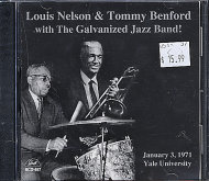 Louis Nelson & Tommy Benford CD