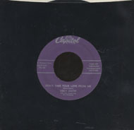 "Louis Prima and Keely Smith Vinyl 7"" (Used)"