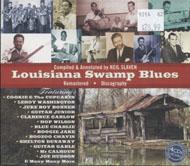 Louisiana Swamp Blues CD