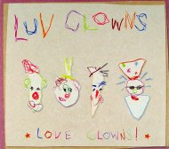 Love Clowns CD