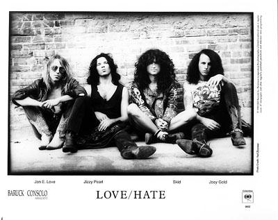Love/Hate Promo Print