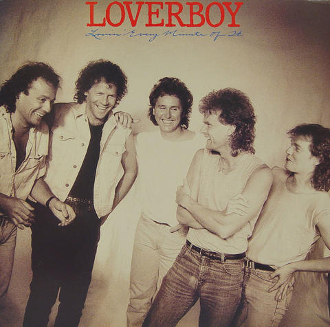 "Loverboy Vinyl 12"" (Used)"