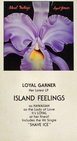 Loyal Garner Poster