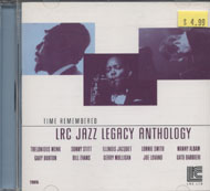 LRC Jazz Legacy Anthology CD