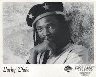 Lucky Dube Promo Print