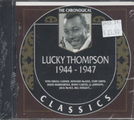 Lucky Thompson CD