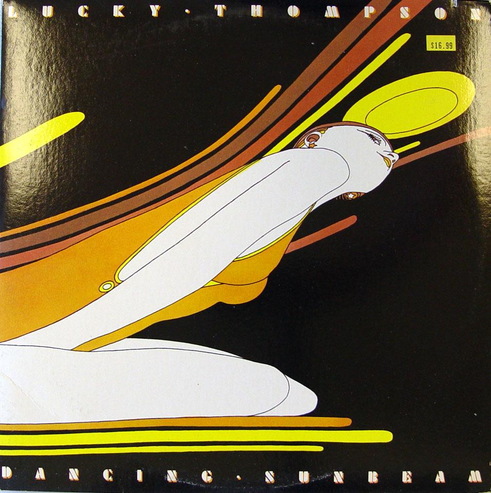 "Lucky Thompson Vinyl 12"" (Used)"