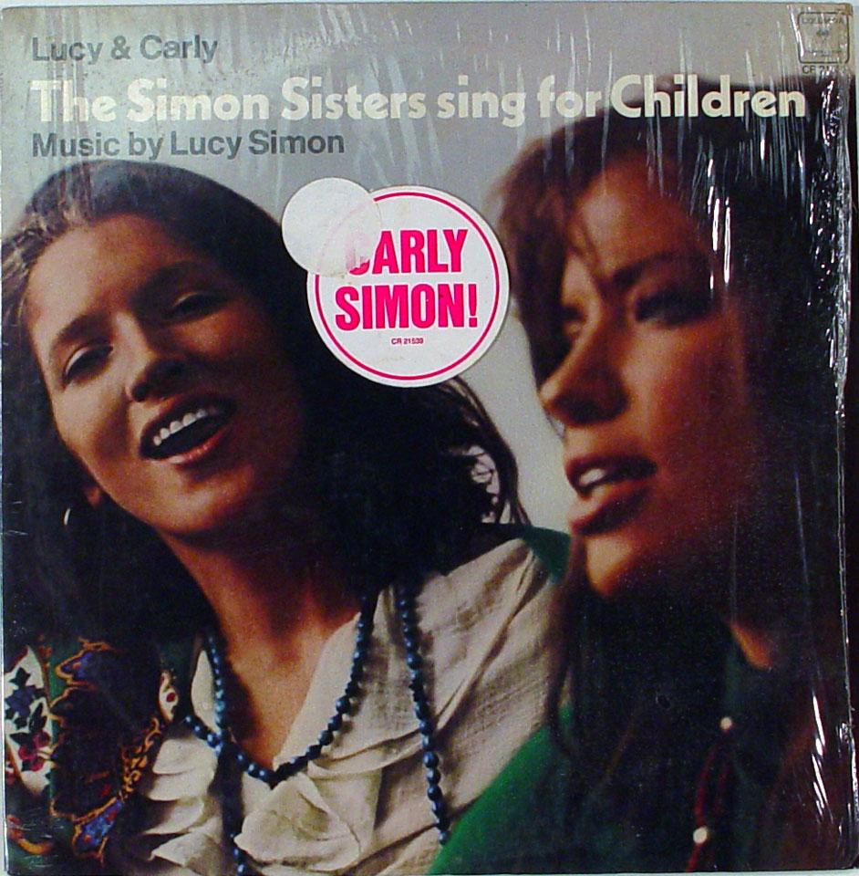 """Lucy Simon Vinyl 12"""" (Used)"""
