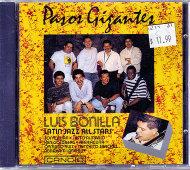 Luis Bonilla Latin Jazz All Stars CD