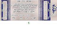 Luis Miguel Vintage Ticket