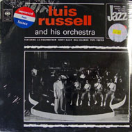 """Luis Russell And His Orchestra Vinyl 12"""" (New)"""