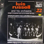 """Luis Russell And His Orchestra Vinyl 12"""" (Used)"""