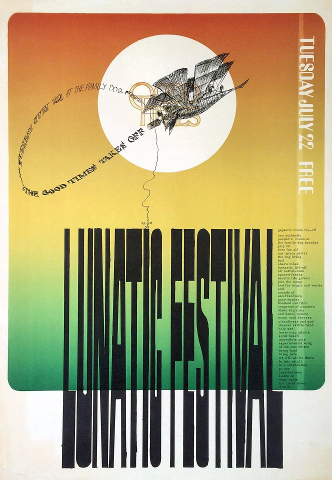 Lunatic Festival Poster