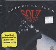 Luther Allison CD