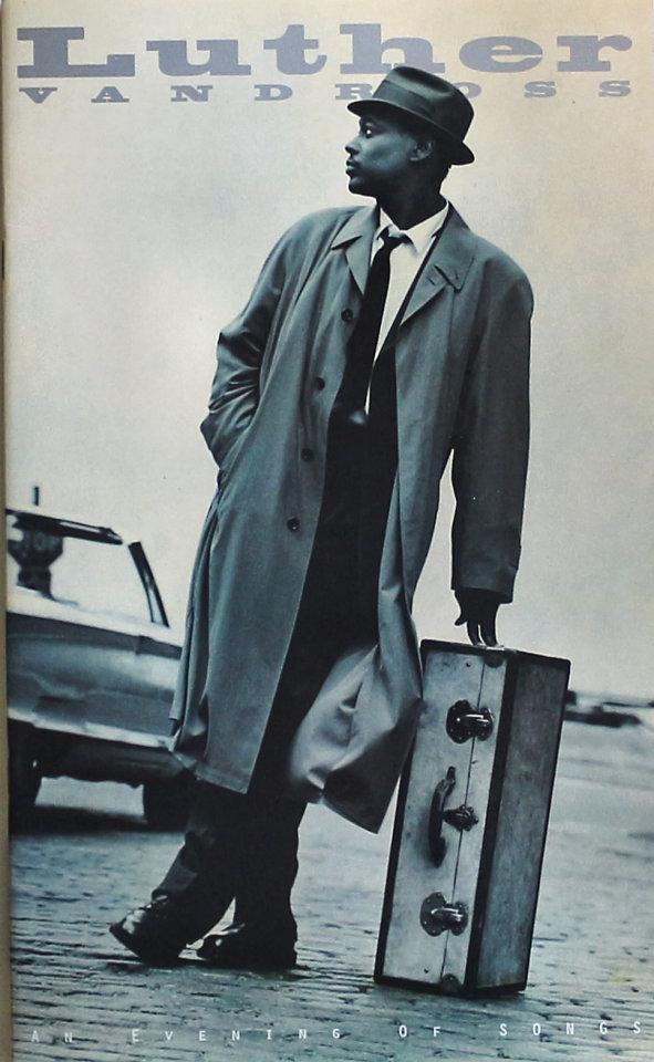 Luther Vandross Program