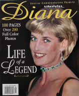 Luxury Lifestyles: Princess Diana Special Commemorative Tribute Magazine