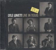 Lyle Lovett CD
