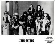 Lynyrd Skynyrd Promo Print
