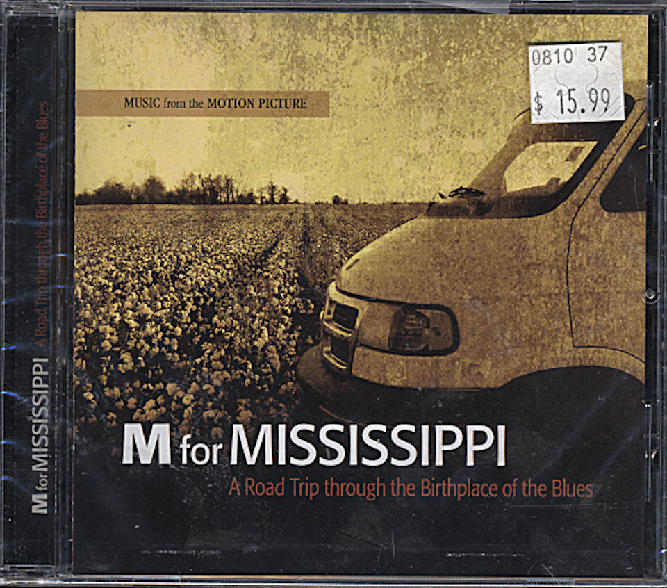 M For Mississippi CD