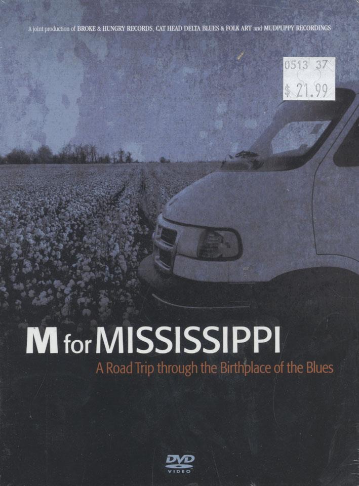M For Mississippi DVD