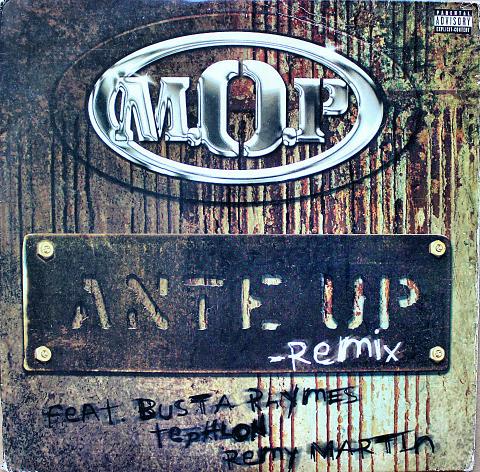 """M.O.P. Vinyl 12"""" (Used)"""