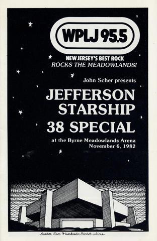 Jefferson Starship Program
