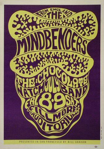 The Mindbenders Poster