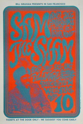 Sam the Sham & the Pharoahs Poster