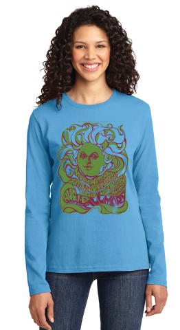 Muddy Waters Women's Vintage Tour Long Sleeve T-Shirt