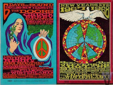 The Doors Postcard