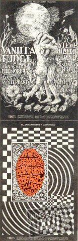 Vanilla Fudge Postcard