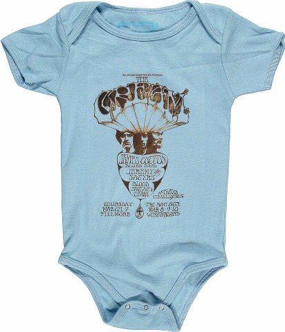 Cream Infant Onesie